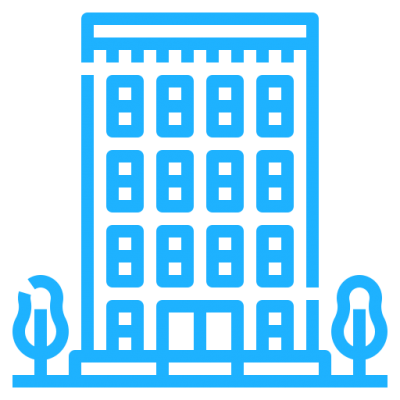 Apartment/Building Icon